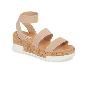 Steve Madden Bandi Blush Sandal